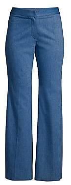 Derek Lam Women's Flare Leg Trousers
