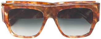 Celine square sunglasses