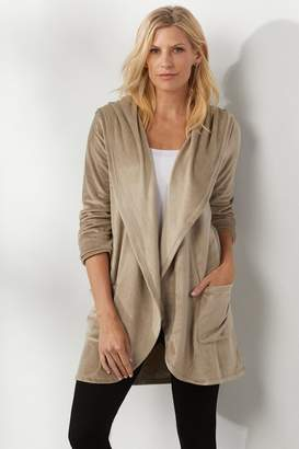 Soft Surroundings Comfort Wrap Cardi