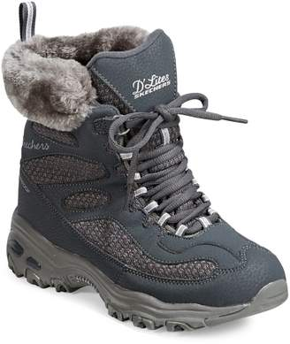 Skechers Bomb Cyclone D'Lite Boots