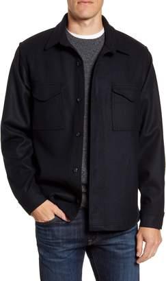 Filson Regular Fit Wool Shirt Jacket