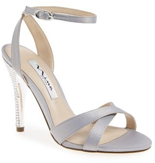 Women's Nina 'Meryly' Ankle Strap Sandal $98.95 thestylecure.com