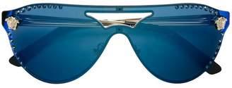 Versace Eyewear Glam Medusa sunglasses