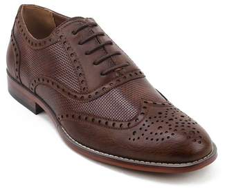 9811605d110 X-Ray XRAY Speck Astor Wingtip Dress Shoe