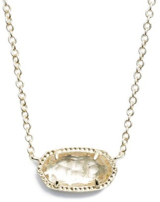 Women's Kendra Scott Elisa Birthstone Pendant Necklace $50 thestylecure.com