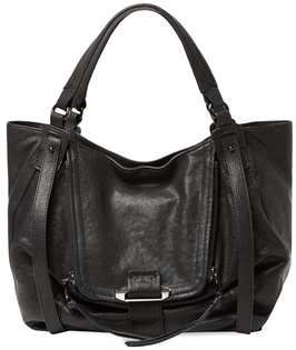 Jonnie Medium Leather Tote $498 thestylecure.com
