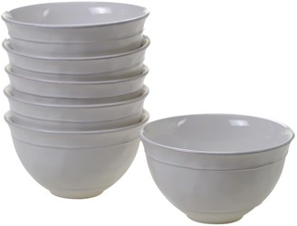Certified International Orbit 6-piece Ice Cream Bowl Set