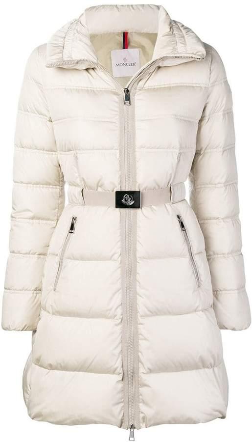 Accenteur padded coat