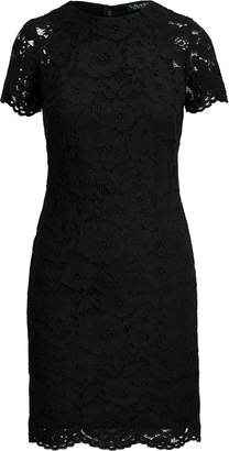 Ralph Lauren Lace Dress