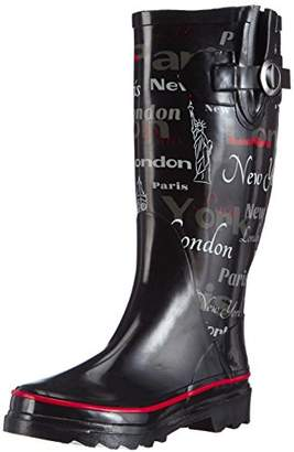 Beck Women's Downtown Wellington Boots