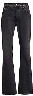Balenciaga Men's Bootcut Jeans
