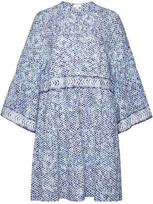 Lala Berlin Kaveh Printed Cotton Mini Dress