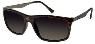 Vince Camuto Rectangle 54mm Acetate Frame Sunglasses