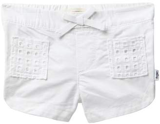 Levi's Dolphin Shorty Shorts (Baby Girls)