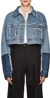 Acne Studios Women's Kremi Denim Crop Jacket