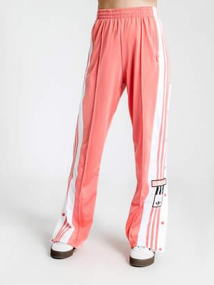 adidas Adibreak Snap Pants in Tactile Rose