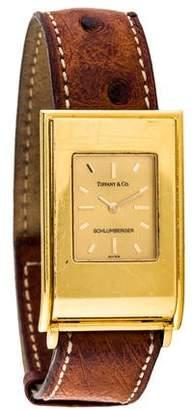 Tiffany & Co. Schlumberger Watch