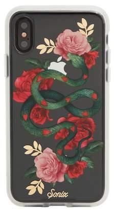 Sonix Heart Snake iPhone X Case