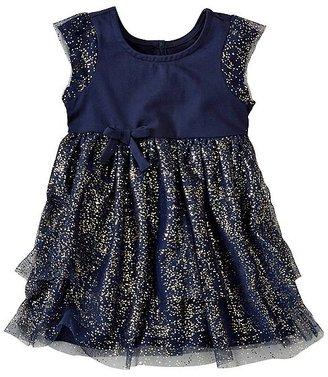 Soft Glitter Dress $45 thestylecure.com