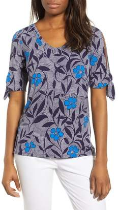 Chaus Pacific Bloom Top