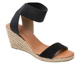 Andre Assous Antonela Ankle Strap Espadrille Wedge Sandal