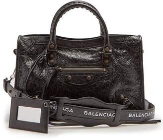Balenciaga Classic City S Bag - Womens - Black