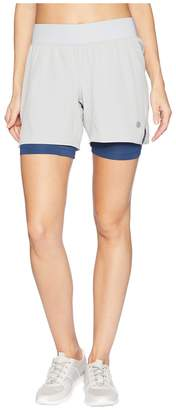 Asics 2-N-1 Women's Shorts