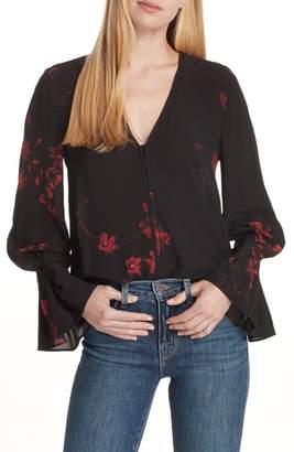 Joie Latacia Bell Sleeve Blouse