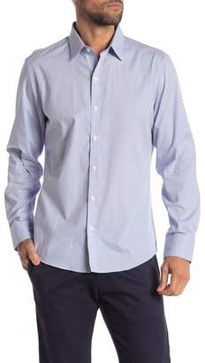 Zachary Prell Gingham Check Print Shirt
