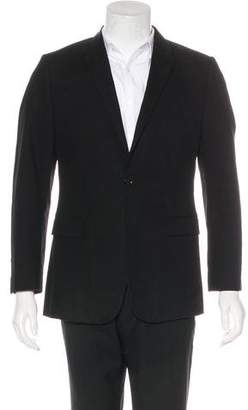 Burberry Nova Check-Lined Blazer