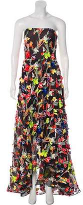 Jason Wu 2017 Floral Gown w/ Tags