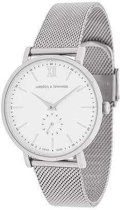 Larsson & Jennings Lugano Sloane Milanese watch