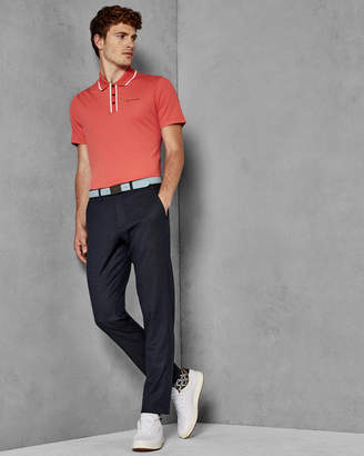 Ted Baker BUNKA Technical golf polo shirt