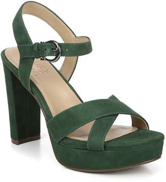 Naturalizer Mia Cross Strap Platform Sandal