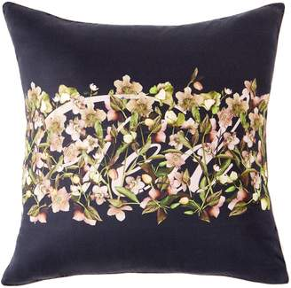 Ted Baker Floral Print Accent Pillow