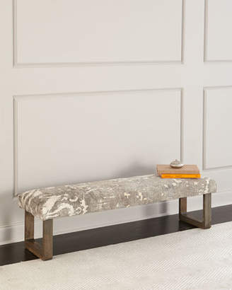Dexter Interlude Home Kilim Bench