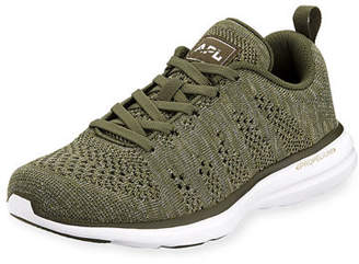 APL Athletic Propulsion Labs APL: Athletic Propulsion Labs Techloom Pro Metallic Sneakers