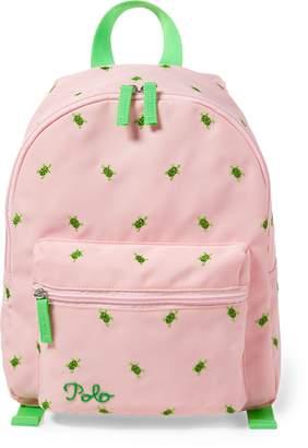 Ralph Lauren Turtle School Pack Backpack