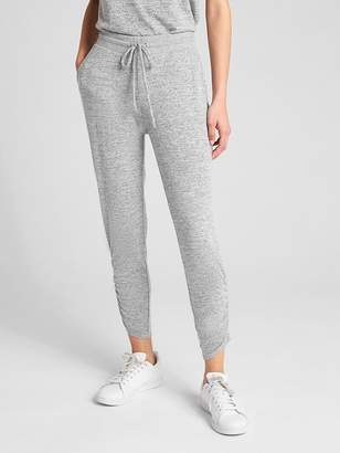 Gap Softspun Pants with Cinched Ankle