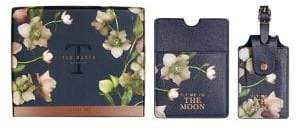 Ted Baker Arboretum Luggage Passport Set