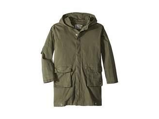 Nununu Military Jacket (Little Kids/Big Kids)