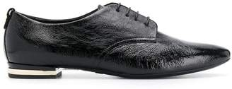 AGL pointed derby shoes
