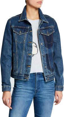 J.W.Anderson Pocket Detail Denim Jacket