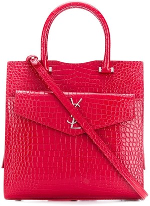Saint Laurent Uptown tote bag