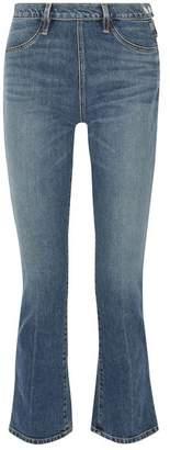 Elizabeth and James Denim trousers