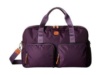 Bric's Milano X-Bag 18 Boarding Duffle w/ Pockets