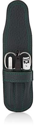 Barneys New York Men's Travel Manicure Set - Green