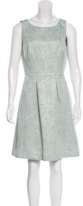 Tahari Arthur S. Levine Sleeveless Knee-Length Dress w/ Tags