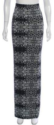 Jonathan Cohen Knit Maxi Skirt w/ Tags