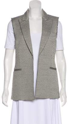 Theory Eldora Tweed Vest